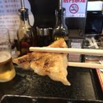 桜喜 - これが噂の三角餃子だっ(・∀・)シランケド