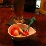 いずみ - いろどり野菜のピクルス(BARタイム)