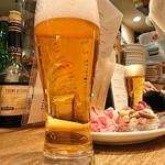 100822307 - 生ビール