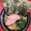 家系ラーメン王道 いしい - 料理写真:塩ラーメン並¥720 かためおおめ