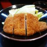 とんかつ山本 - 料理写真:ろーすかつ