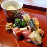 蕎味 櫂 - 料理写真:
