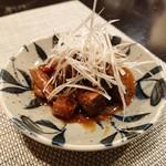 禅紫 - 牛すじ煮