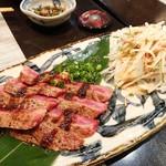 禅紫 - 飛騨牛サーロインたれ焼き