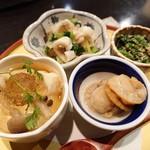 禅紫 - 豪華前菜