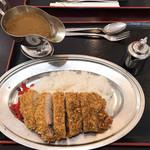 恵比須屋食堂 - カツカレー
