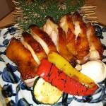 100831300 - 大山鶏の照り焼き