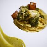 オルト - 九条葱と牡蠣のパスタ