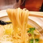 麺屋NOROMA - 麺リフト