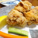 大内 - 鶏カラアゲ