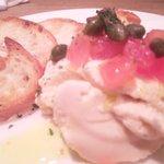 10084453 - 2011.11.  海老と白身魚のムース