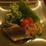 10084955 - 炙り秋刀魚のサラダ仕立て