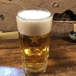 ちゃぶ屋かりゆし - 生ビール