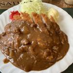 高島屋食堂 - 料理写真:バラカツカレー