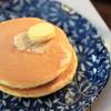武蔵野茶房 - 料理写真:パンケーキ。