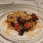 100843357 - ストロツァプレーティ 真蛸のトマト煮込み