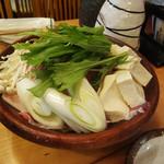 100847942 - 鹿児島県産黒豚&地鶏40種食べ放題コース・飲み放題付き…3,990円(税抜)