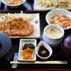 うえき - 料理写真:とんかつ定食