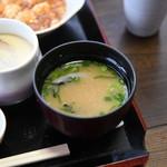 うえき - 味噌汁