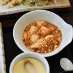 うえき - 麻婆豆腐
