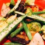 下北沢 肉バル Bon - 野菜のグリル