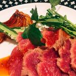 下北沢 肉バル Bon - ラム肉のグリル