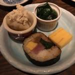 米・肴・旬菜 八 - 2019.1.19  前菜