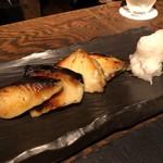米・肴・旬菜 八 - 2019.1.19  サワラの西京焼き