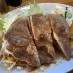 朝田屋食堂 - 焼肉定食