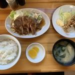 朝田屋食堂 - Bセット