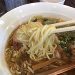 100854236 - 麺リフト 丸麺
