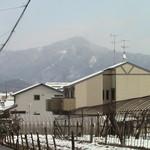クロア - 比叡山も雪