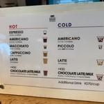 100855496 - 豆買った人の特典の一杯はここから選べます 一部有料
