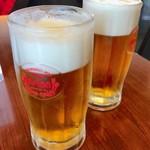 やんばるの森 - ドリンク写真:名護ビール