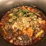 100861243 - 歯茎も喜ぶ美味しさの麻婆豆腐
