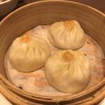 100861244 - 上海蟹 蟹味噌小籠包