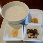 ジャスミン - ホタテの中華粥