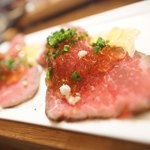 THE WAGYU ROCK - ローストビーフ寿司