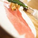 THE WAGYU ROCK - たん寿司