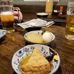立呑 田んぼ道 -