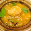 浜木綿 - 料理写真:具だくさん上海蟹味噌スープ