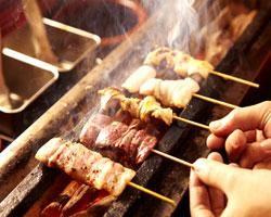 焼とんyaたゆたゆ - 1串1串、丁寧に焼き上げます。