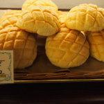 ブーランジュリトレフル - メロンパン136円