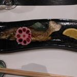 100880166 - 焼物 岩魚