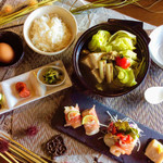 ライオンガーデン - 料理写真:現在休み【すっぽん出汁の華恵】お雑炊ランチコース
