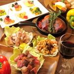 タミーデイズ - 肉肉肉飲み放題プラン