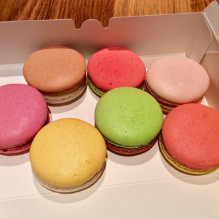 ムッシュー・ジー - 料理写真:色とりどり。きれいでしょ。