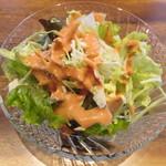 洋食 ジャンボ - サラダ