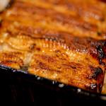 鰻禅 - 料理写真:二段重