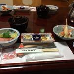 Kameya - H.30.12.27.夜 お料理: